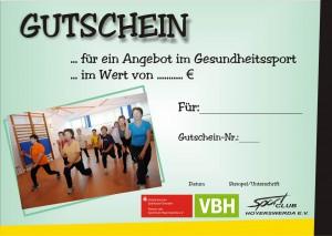 Gutschein Gsp Vereinszeitung